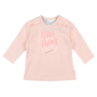 Babyoberteile - Feetje Longsleeve Wild Thing rosa - Onlineshop Babymarkt