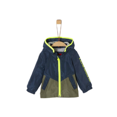 s. Olive r Jacket dark blue