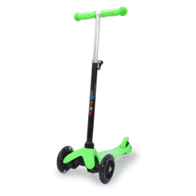 JAMARA Kick Light Scoot it green