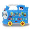 JAMARA Figurine locomotive à sons tchou tchou, bleu
