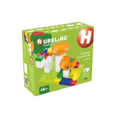 HUBELINO ® Doplněk trychtýř na kuličkovou dráhu , 44dílný