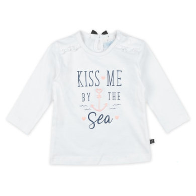 Feetje Longsleeve Kiss Me Sailor Girl bílá