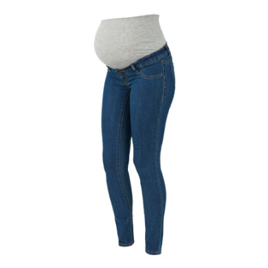 mama legitious Maternity jeans MLJULIA Medium Blue Denim