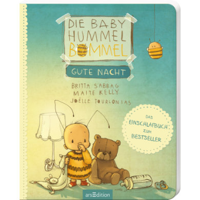 Image of arsEdition Die Baby Hummel Bommel - Gute Nacht