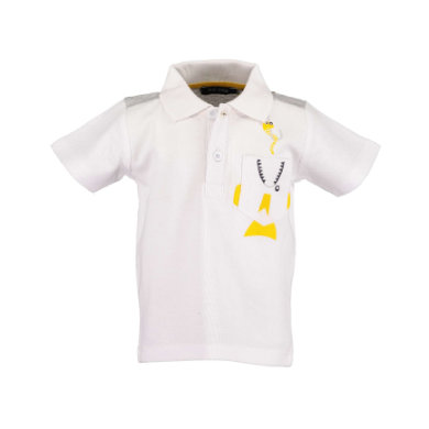 BLUE SEVEN Boys Poloshirt White