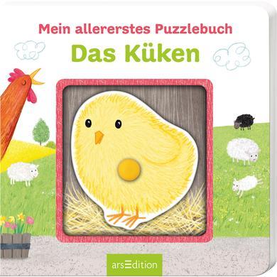 arsEdition Mein allererstes Puzzlebuch - Das Küken