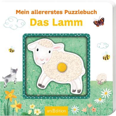 arsEdition Mein allererstes Puzzlebuch - Das Lamm