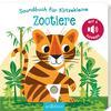 arsEdition Soundbuch für Klitzekleine - Zootiere