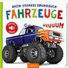 arsEdition Mein starkes Soundbuch: Fahrzeuge
