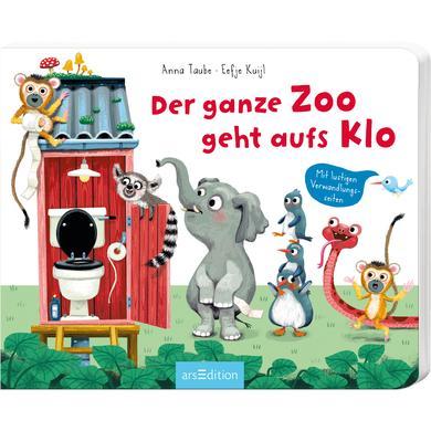 Image of arsEdition Der ganze Zoo geht aufs Klo