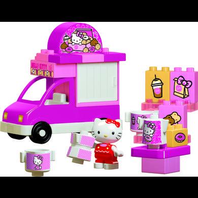 BIG Play BIG Bloxx Hello Kitty - vozík na zmrzlinu