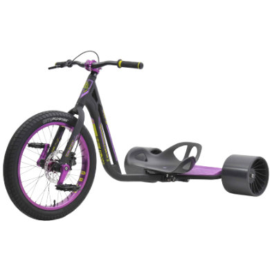 Dreirad - Driftwerk TRIAD Trike Syndicate 3, Black Purple - Onlineshop