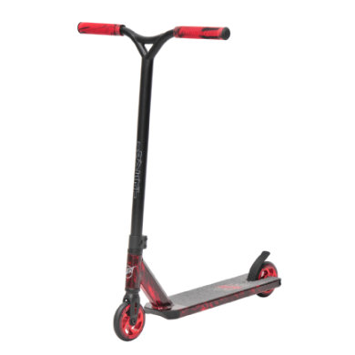Roller - Driftwerk Invert V2 TS2 Stuntscooter, Hydro dip Zombie red - Onlineshop