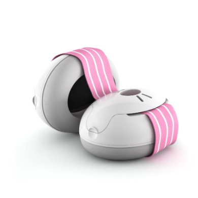 Image of Alpine Gehörschutz Muffy Baby, pink