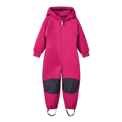 Babyregenwintermode - name it Girls Softshellanzug NMFMALTA Festival Fuchsia - Onlineshop Babymarkt
