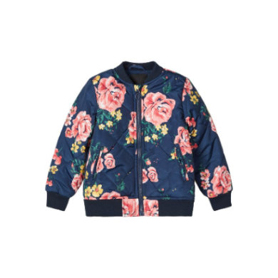 pojmenujte to Girls Jacket Nmfmarie dress blues
