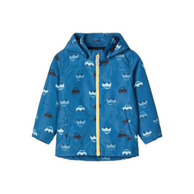 pojmenujte to Boys Jacket Nmmmax dark blue