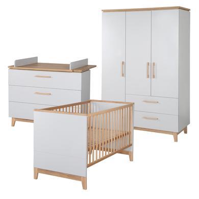 Babyzimmer - roba Kinderzimmer Caro  - Onlineshop Babymarkt