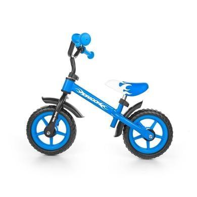 Laufrad - Milly Mally Laufrad Dragon blau - Onlineshop