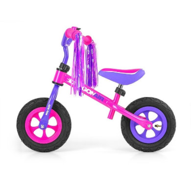 Laufrad - Milly Mally Laufrad Dragon Air pink - Onlineshop