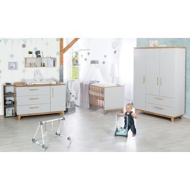 Babyzimmer - roba Kinderzimmer Caro Wickelkommode breit  - Onlineshop Babymarkt