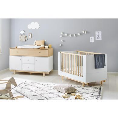 Babyzimmer - Pinolino Sparset Boks extrabreit 2 teilig  - Onlineshop Babymarkt
