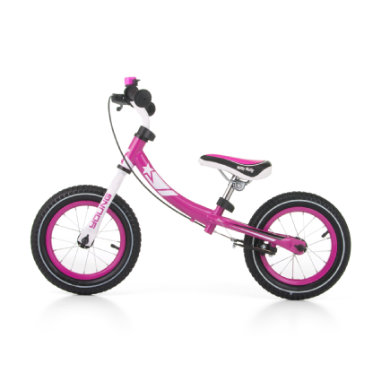 Laufrad - Milly Mally Laufrad Young pink - Onlineshop