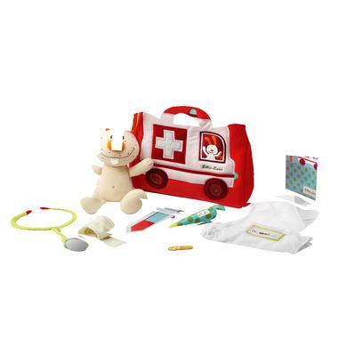 Image of Lilliputiens Arzt Spielset mit Tasche und Zubehör
