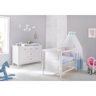 Babyzimmer - Pinolino Sparset Smilla extrabreit 2 teilig  - Onlineshop Babymarkt