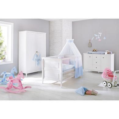 Babyzimmer - Pinolino Kinderzimmer Smilla 2 türig extrabreit  - Onlineshop Babymarkt