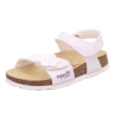 superfit Footbed sand all white