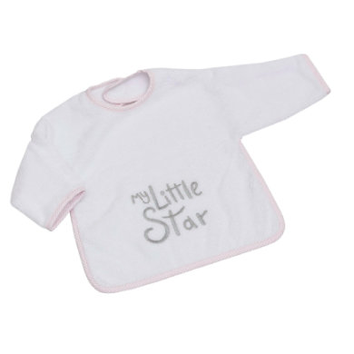 Be Bes Collection bryndáček se suchým zipem My Little Star pink