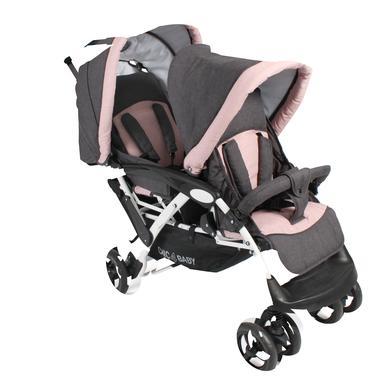 CHIC 4 BABY Duowagen DUO Melange roze