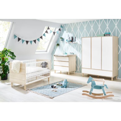 Babyzimmer - Pinolino Kinderzimmer Flow breit groß  - Onlineshop Babymarkt