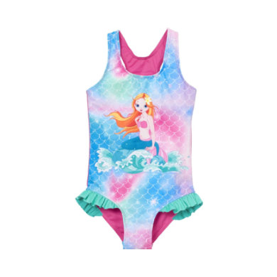 Babybademode - Playshoes UV–Schutz Badeanzug Meerjungfrau - Onlineshop Babymarkt