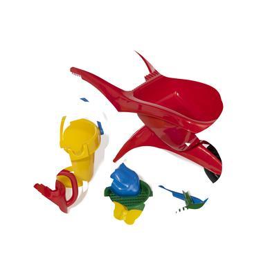 rolly®toys rolovací kolečko s kbelíkem Sand set 271672