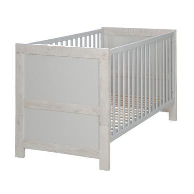 Kinderbetten - roba Kombi Kinderbett Mila  - Onlineshop Babymarkt