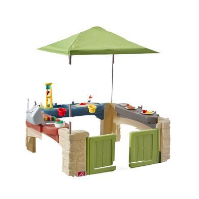 Spielhäuser und Sandkästen - Step2 Spielhaus All Around  - Onlineshop Babymarkt