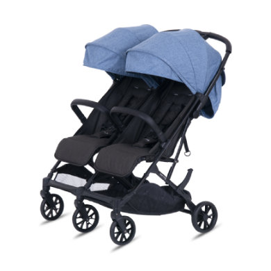 knorr-baby Twin Easy Fold 2020 Blue