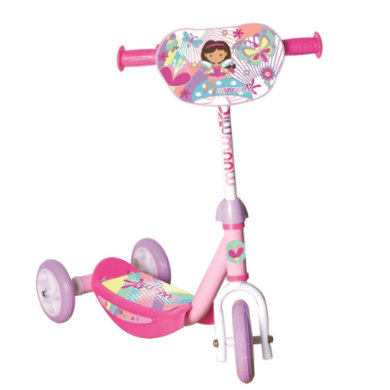Roller - AUTHENTIC SPORTS Kiddyscooter Muuwmi Zauberfee, pink - Onlineshop
