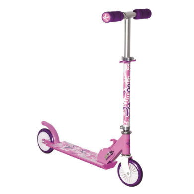 Roller - AUTHENTIC SPORTS Kinderscooter Muuwmi 120 mm, pink - Onlineshop