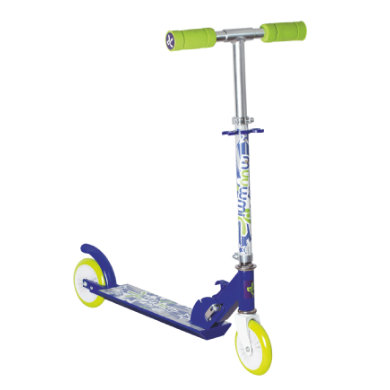 Roller - AUTHENTIC SPORTS Kinderscooter Muuwmi, blau - Onlineshop