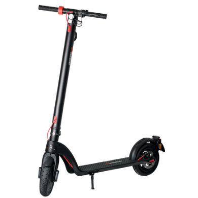 Image of AUTHENTIC SPORTS E-Scooter Six Degrees VELO E7, schwarz
