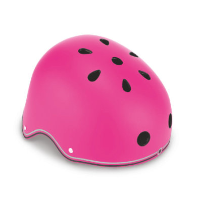 Fürfahrräder - Globber Helm Primo Lights pink - Onlineshop