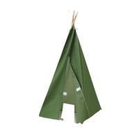 Kids Concept ® Tipi telt mini, grønn pinkorblue.no