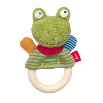 sigikid ® uchopovací prstencové skvrny, žába