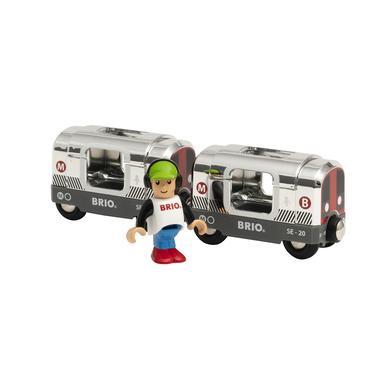 BRIO ® WORLD Silver Subway, speciální vydání