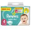 Pampers Baby-Dry Größe 4, 108 Windeln, bis zu 12Stunden Rundumschutz, 9-14kg