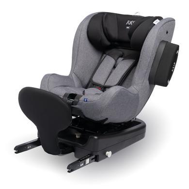 AXKID Dětská sedačka Modukid i-Size se základnovou stanicí Modukid Grey