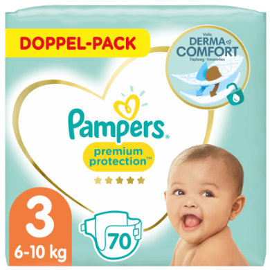 Pampers Premium Protection vel.3 70 plenek 6 - 10 kg